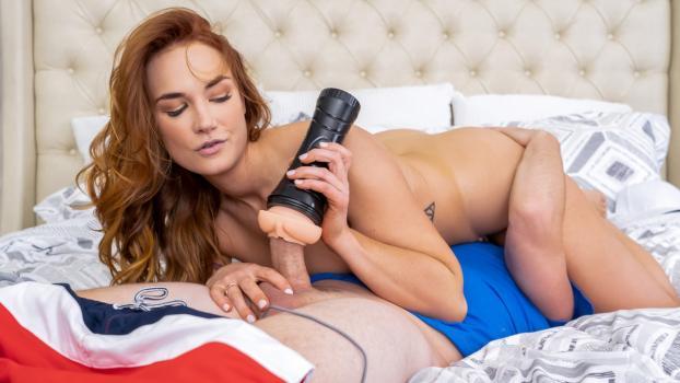 BrazzersExxtra – Siri Dahl – A Pocket Pussy Full Of Splooge