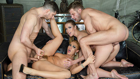 [EvilAngel] Alexis Crystal, Cherry Kiss (Friends With Benefits / 08.18.2021)