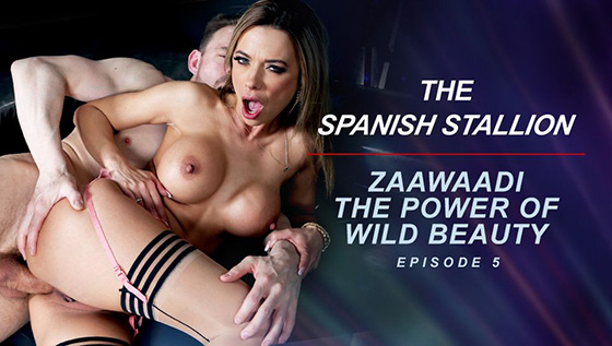 [RoccoSiffredi] Shalina Devine (The Spanish Stallion: Zaawaadi The Power Of Wild Beauty – Episode 5 / 09.16.2021)