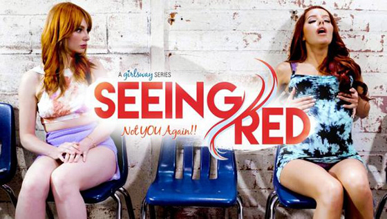 [GirlsWay] Lacy Lennon, Vanna Bardot (Seeing Red: Not YOU Again!! / 10.21.2021)
