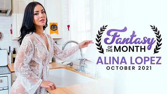 [NubileFilms] Alina Lopez (October 2021 Fantasy Of The Month / 10.01.2021)