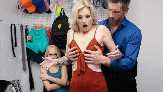 [Shoplyfter] Braylin Bailey, Hyley Winters (Blondes In Stolen Bikinis / 10.13.2021)